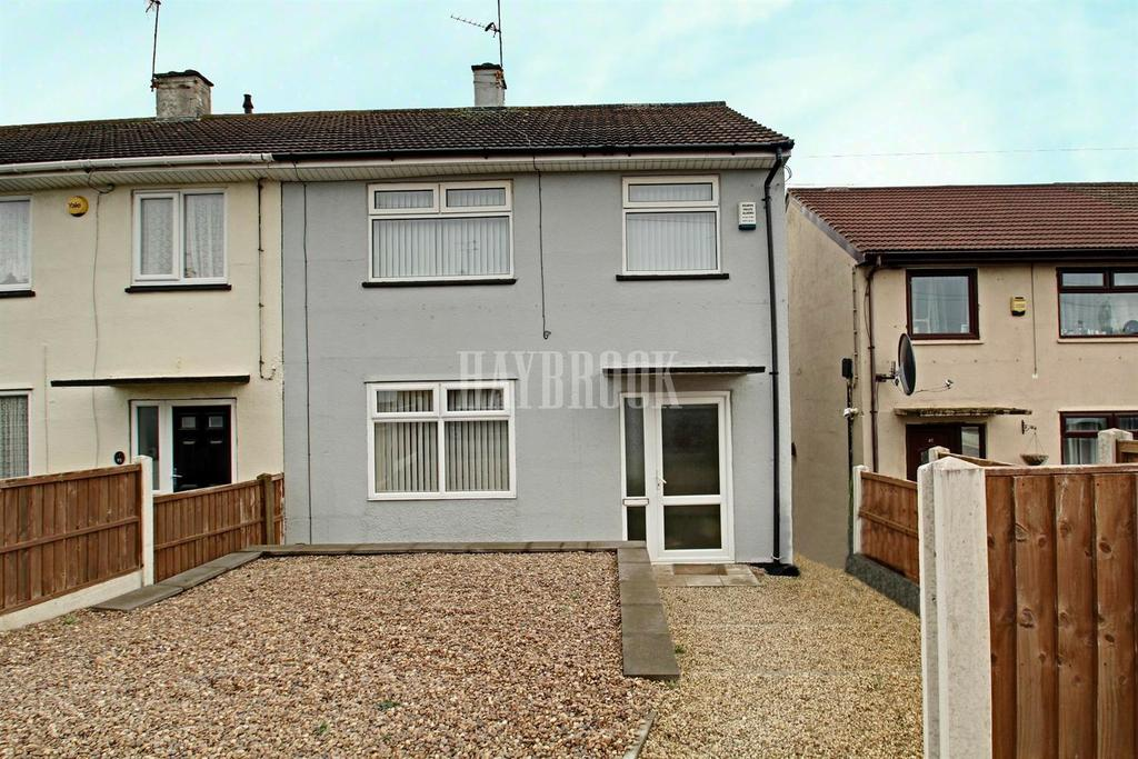 3 Bedrooms End Of Terrace House for sale in Coronation Road, Rotherham