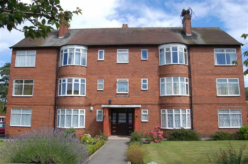 2 Bedrooms Flat for rent in Montgomery Court, Scarborough