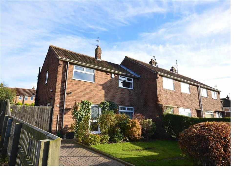 2 Bedrooms End Of Terrace House for sale in Overdale, Scarborough