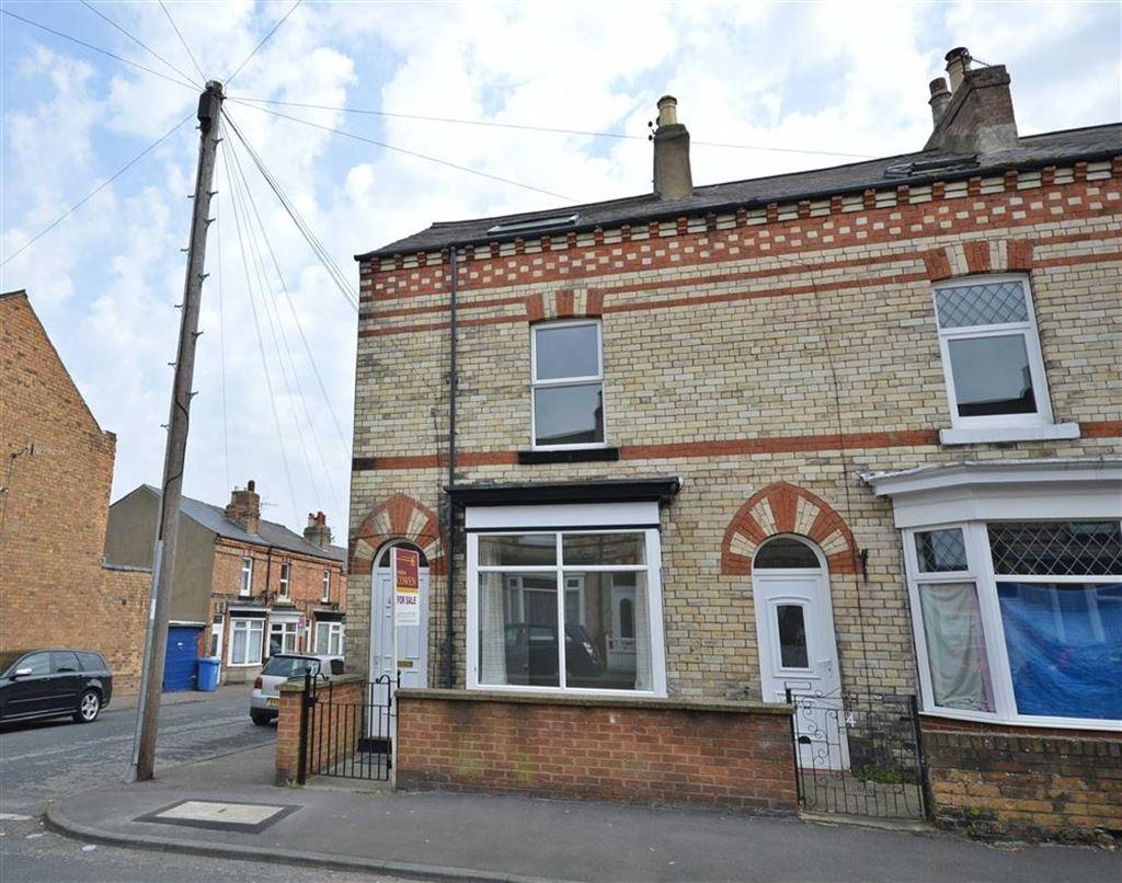 4 Bedrooms End Of Terrace House for sale in Park Road, Scarborough