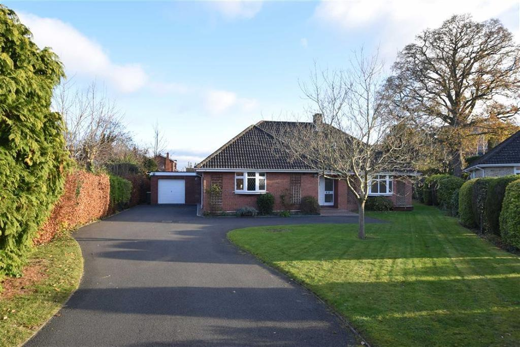 4 Bedrooms Detached Bungalow for sale in Aspen Grove, Radbrook, Shrewsbury