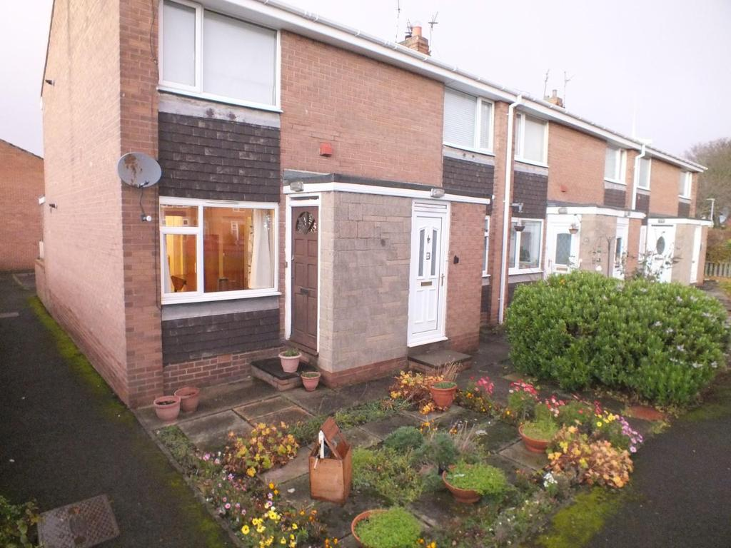 2 Bedrooms Flat for sale in St. Cuthberts Court, Blyth