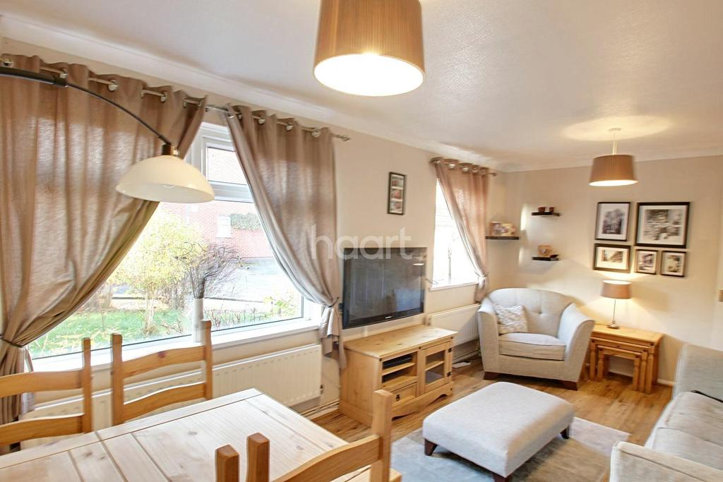 3 Bedrooms Semi Detached House for sale in Garrett Grove, Nethergate, Nottinghamshire