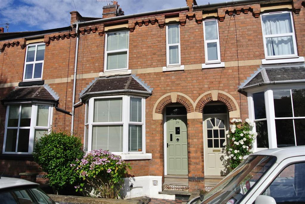 2 Bedrooms Terraced House for rent in Hitchman Road, Leamington Spa