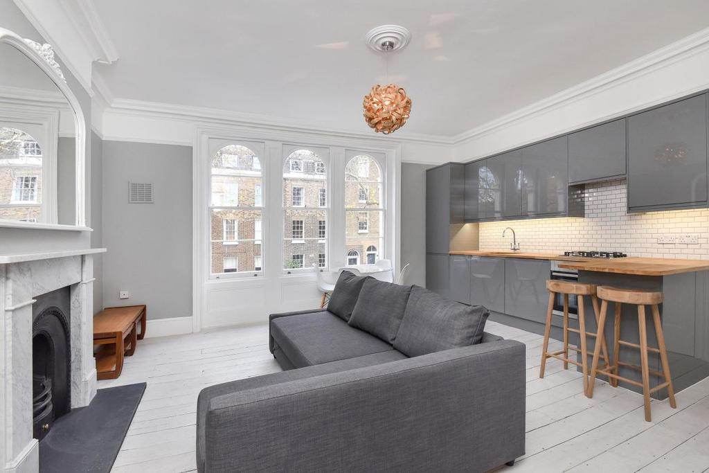 2 Bedrooms Flat for sale in Camberwell Grove, Camberwell