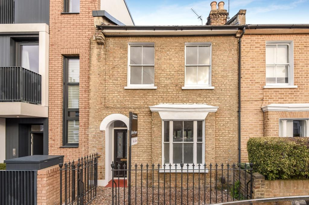 4 Bedrooms Terraced House for sale in Calvert Road Greenwich SE10