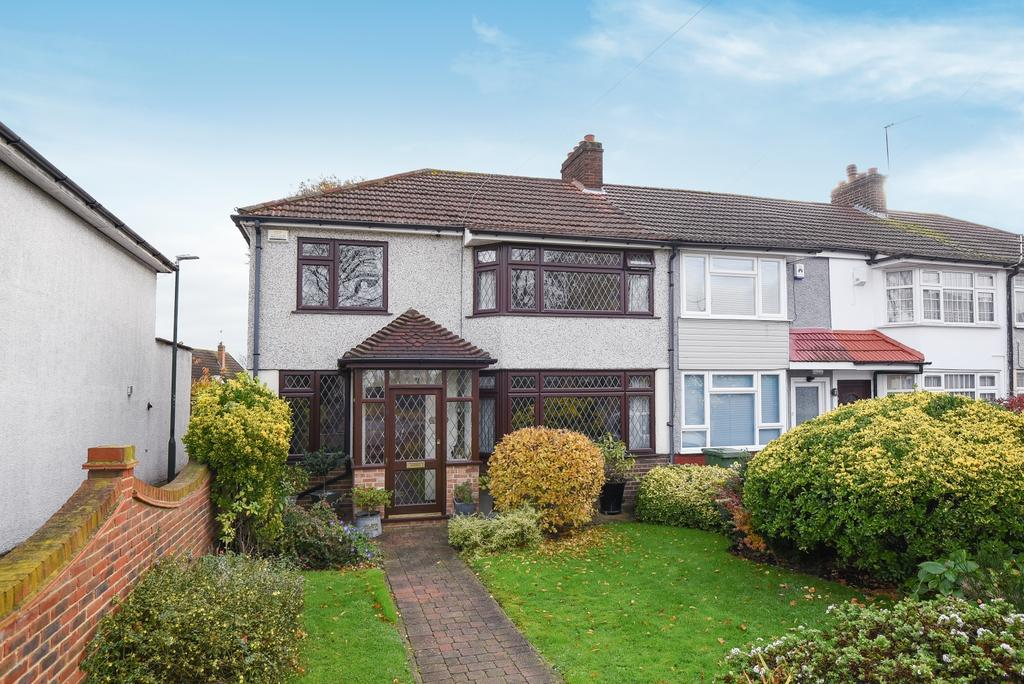 4 Bedrooms End Of Terrace House for sale in Porthkerry Avenue Welling DA16
