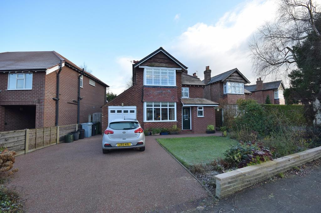 3 Bedrooms Detached House for sale in Brookfield Avenue, Poynton