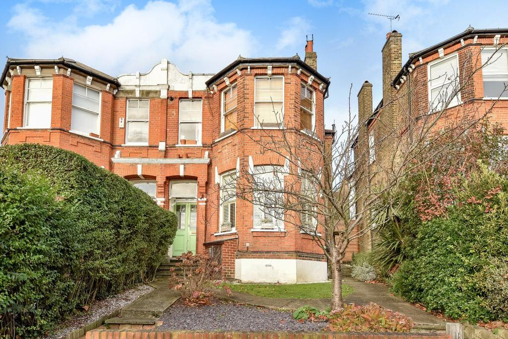 2 Bedrooms Maisonette Flat for sale in Underhill Road, East Dulwich