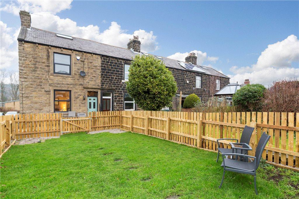 3 Bedrooms End Of Terrace House for sale in Cairn View, Ilkley, West Yorkshire