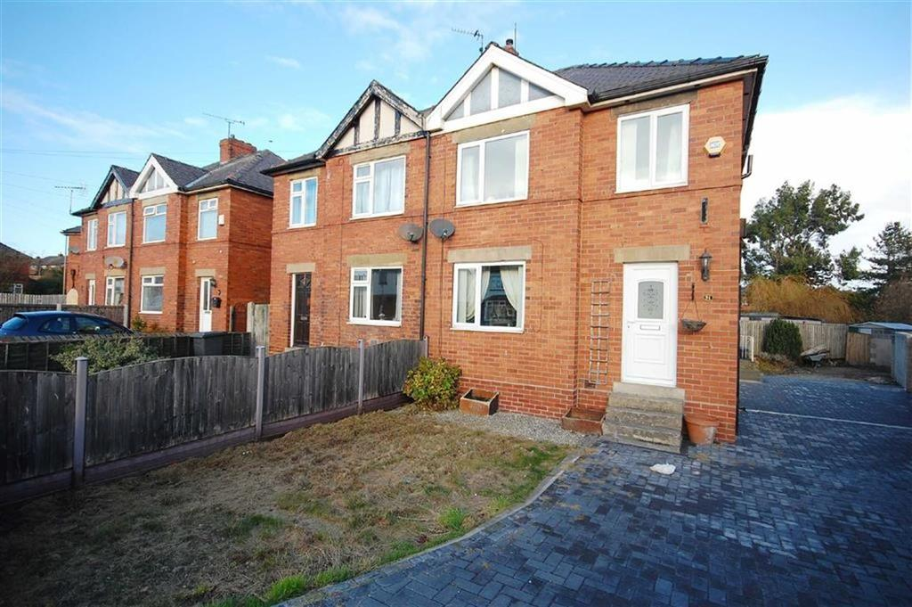 2 Bedrooms Semi Detached House for sale in Moor Lane, Sherburn-In-Elmet, Leeds, LS25