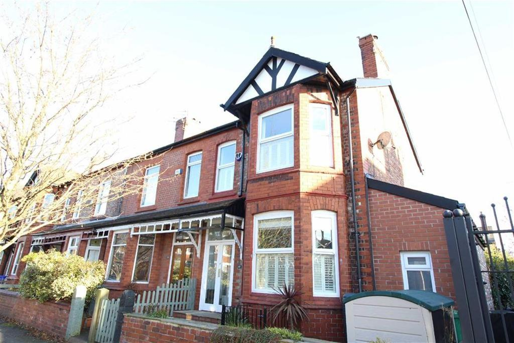 5 Bedrooms End Of Terrace House for sale in Reynard Road, Chorlton