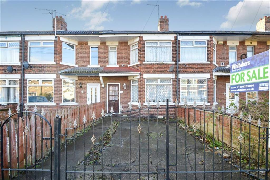 3 Bedrooms Terraced House for sale in Sunningdale Road, Hull, HU4