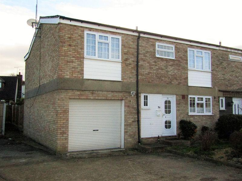 4 Bedrooms End Of Terrace House for sale in Sandringham Close, Stanford-le-hope, Essex. SS17 7BE