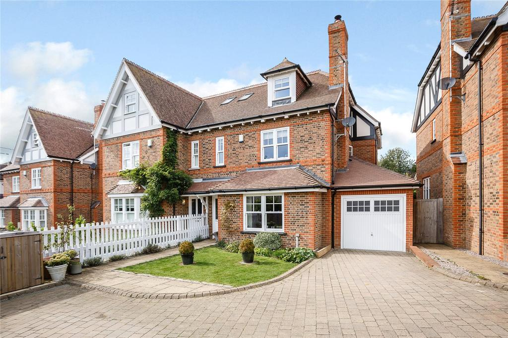 5 Bedrooms Semi Detached House for sale in Crabtree Lane, Harpenden, Hertfordshire