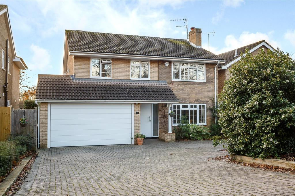 4 Bedrooms Detached House for sale in Ambrose Lane, Harpenden, Hertfordshire