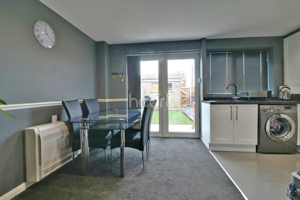 2 Bedrooms Terraced House for sale in Eagle Way, Shoeburyness