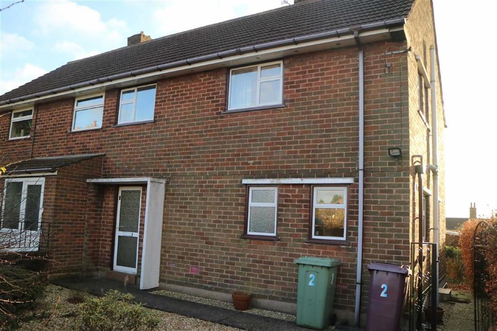 3 Bedrooms Semi Detached House for sale in Lathkill Grove, Tibshelf, DE55