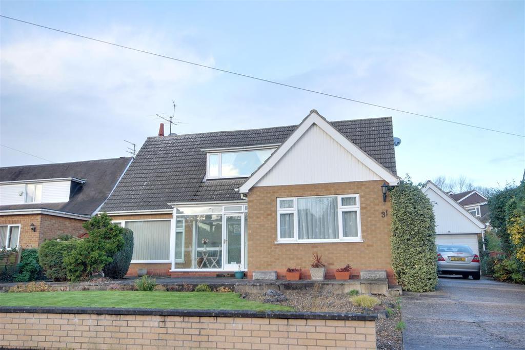 3 Bedrooms Detached Bungalow for sale in Braids Walk, Kirk Ella, Hull
