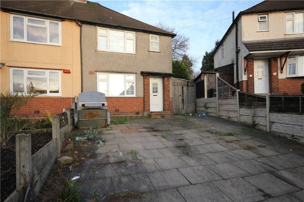 3 Bedrooms Semi Detached House for sale in Bedcote Place, Stourbridge, West Midlands, DY8