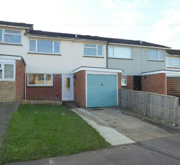 3 Bedrooms Terraced House for sale in Reid Close, Banbury
