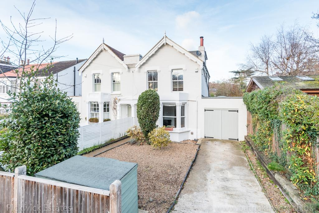 5 Bedrooms Semi Detached House for sale in Melford Road East Dulwich