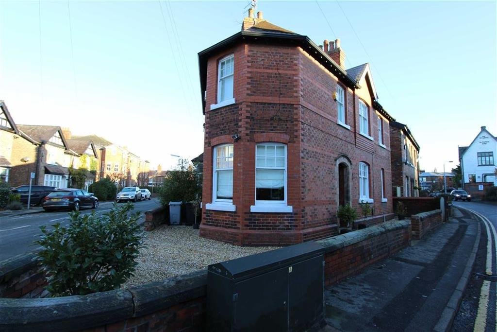 2 Bedrooms Semi Detached House for sale in Chorley Hall Lane, Alderley Edge