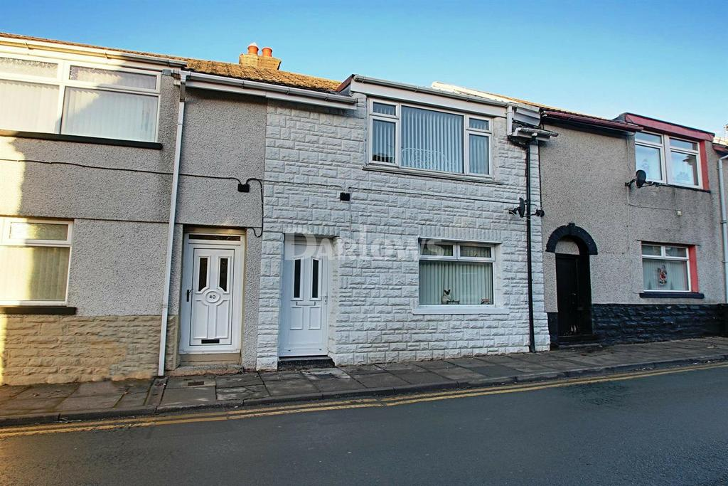 2 Bedrooms Terraced House for sale in Mary Street Treharris