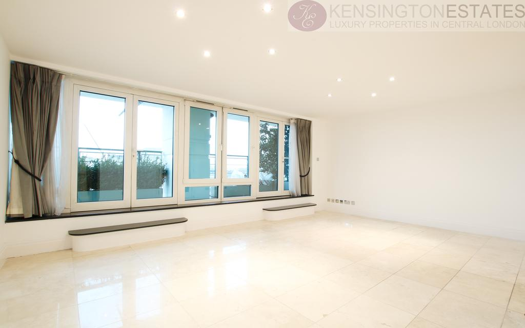 2 Bedrooms Apartment Flat for sale in Beckford Close, Warwick Road, London W14