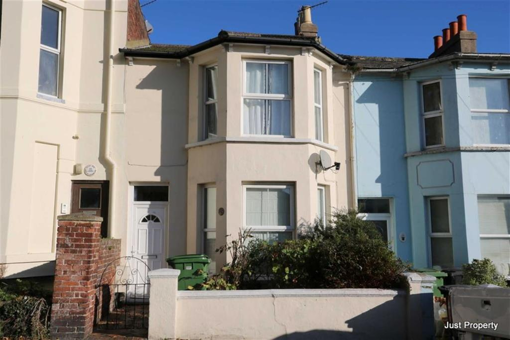 3 Bedrooms Terraced House for sale in Alma Terrace, St Leonards On Sea