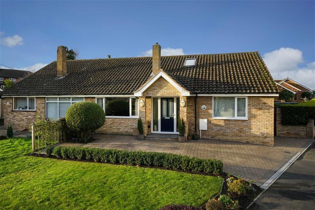 4 Bedrooms Semi Detached Bungalow for sale in Windmill Avenue, St Albans, Hertfordshire