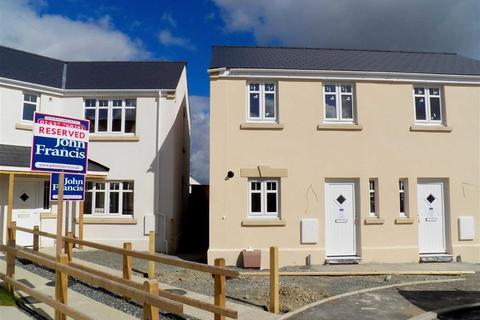 2 bedroom end of terrace house for sale - Pond Bridge Moors Road, Johnston, Haverfordwest