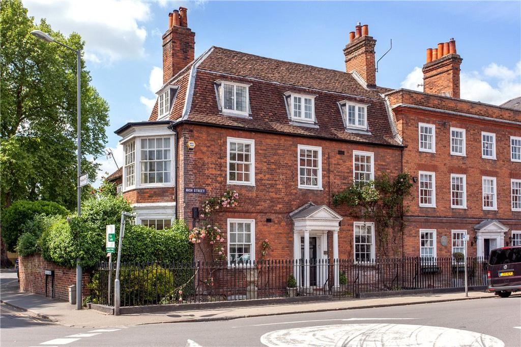 5 Bedrooms Terraced House for sale in High Street, Marlow, Buckinghamshire, SL7