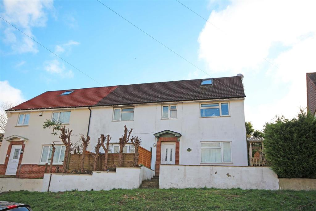 5 Bedrooms Semi Detached House for sale in Birch Grove Crescent, Hollingbury, Brighton