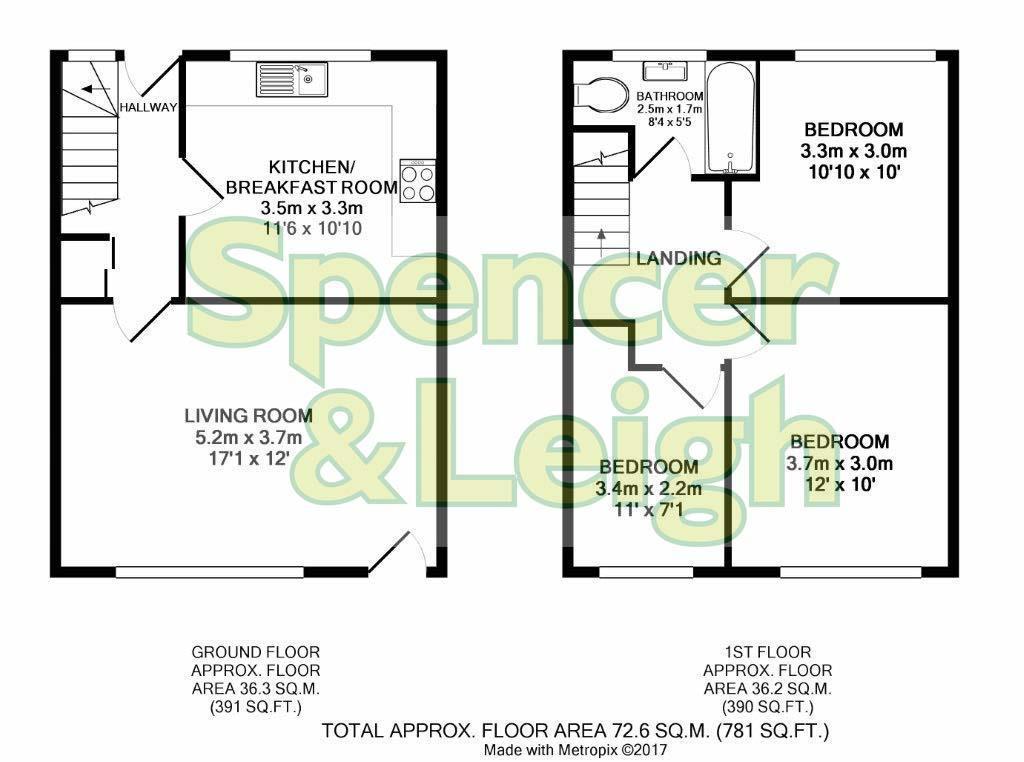 Floorplan: 6 Lambourne Close floor plan.jpg