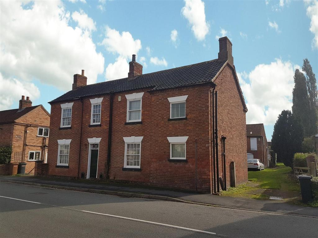 3 Bedrooms Detached House for sale in High Street, Bottesford, Nottingham