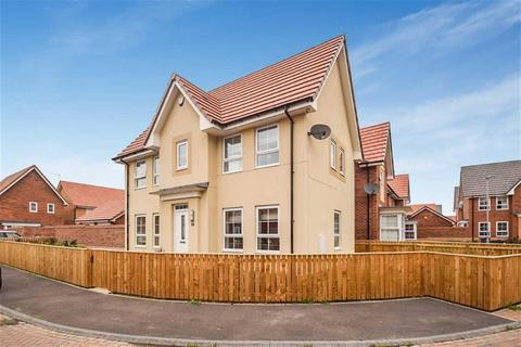 3 bedroom detached house for sale - Colman Crescent, Liberty Green, Hull, East Yorkshire, HU8
