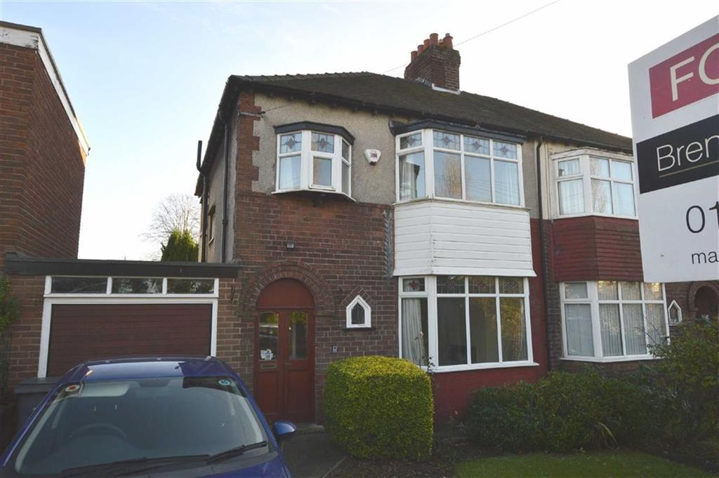 3 Bedrooms Semi Detached House for sale in Holm Lane, Oxton, CH43