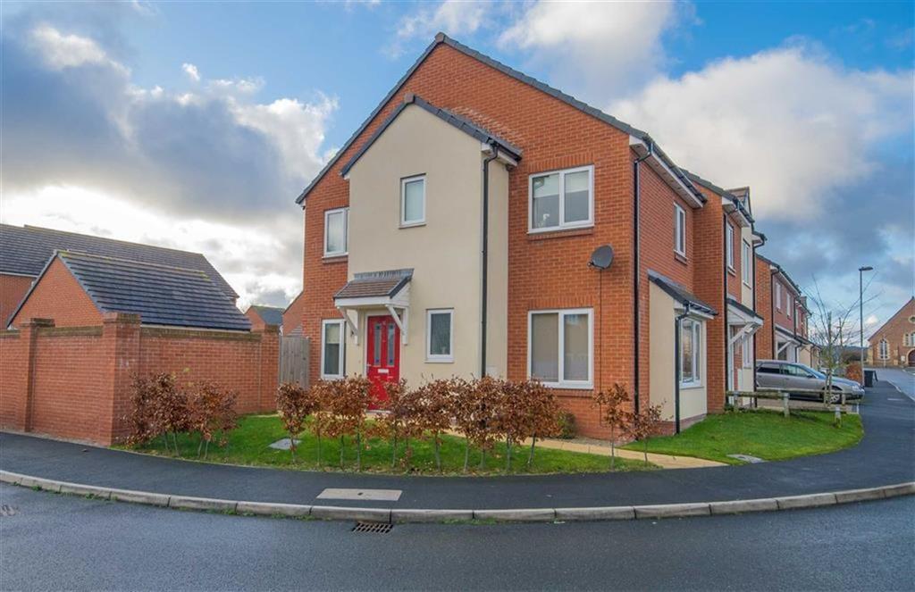 3 Bedrooms Semi Detached House for sale in Bro Brwynog, Treuddyn, Mold