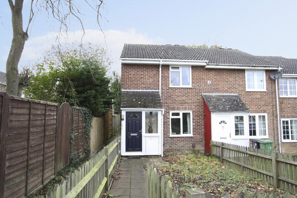 2 Bedrooms Terraced House for sale in ferndale, southampton SO30