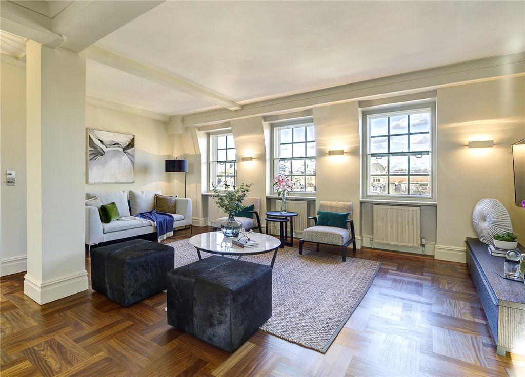3 Bedrooms Penthouse Flat for sale in Malvern Court, Onslow Square, London, SW7