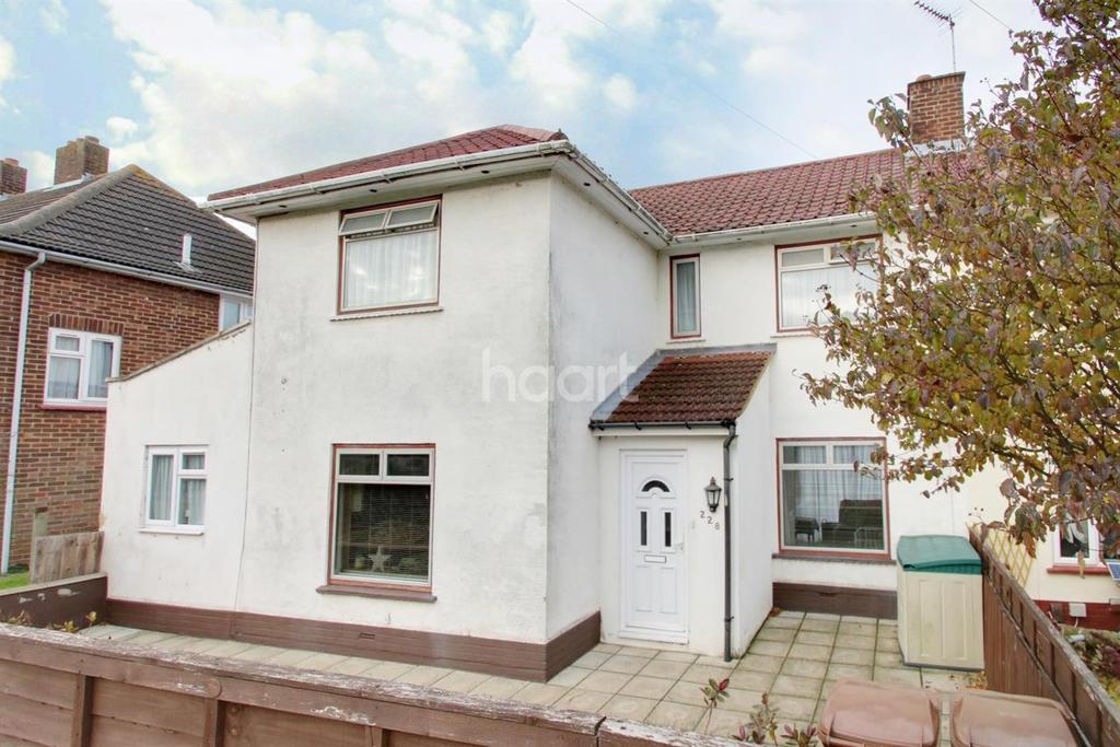 3 Bedrooms Semi Detached House for sale in Wayfield Road, Walderslade