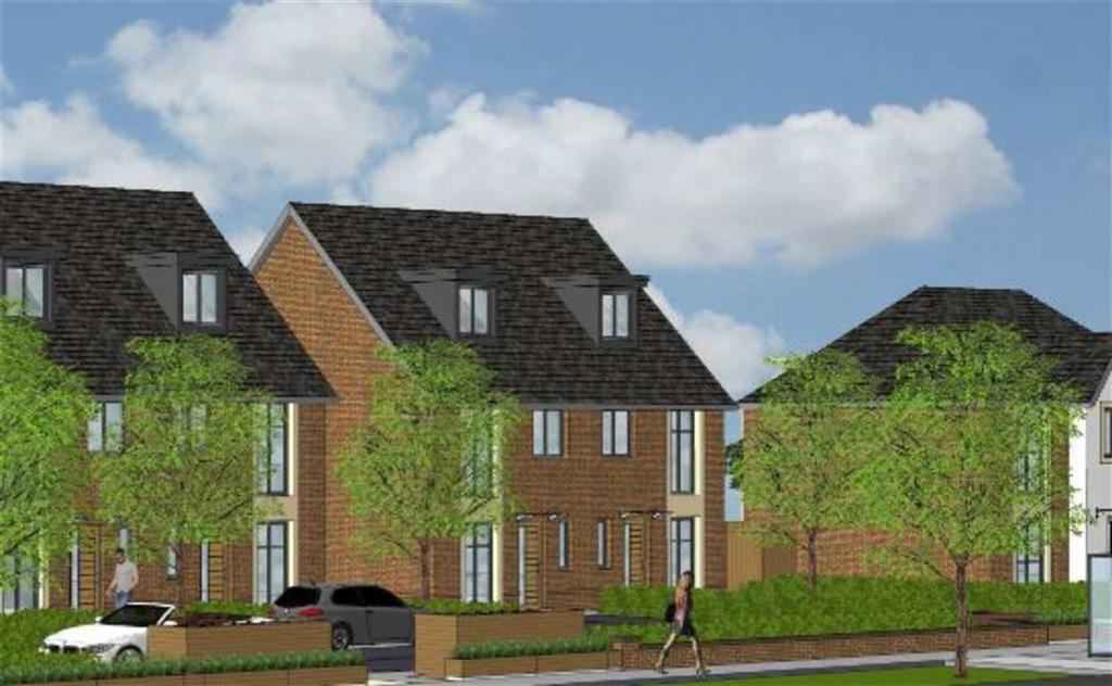 4 Bedrooms Semi Detached House for sale in Plot 9, Turves Road, Cheadle Hulme, Cheshire