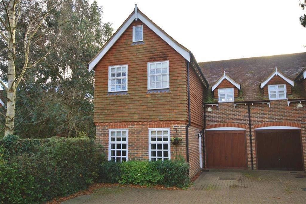 2 Bedrooms Semi Detached House for sale in Plaxtol, Kent