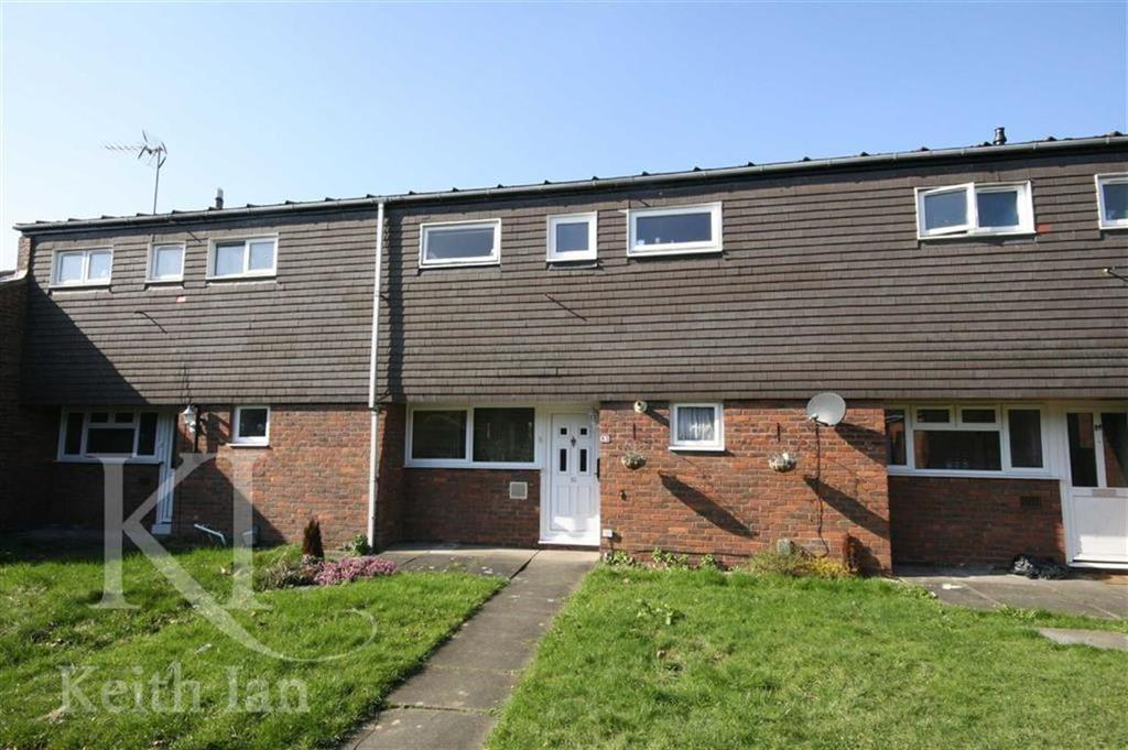 3 Bedrooms Terraced House for sale in Wheatcroft, Cheshunt