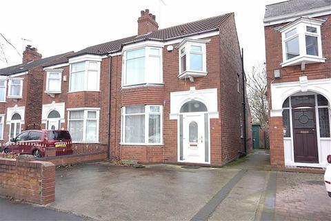 3 bedroom semi-detached house to rent - James Reckitt Avenue, East Hull, Hull, HU8