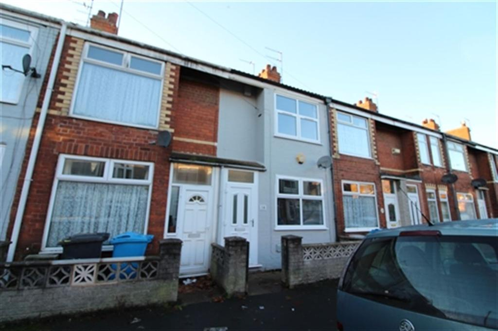 2 Bedrooms House for rent in Essex Street, Hull,