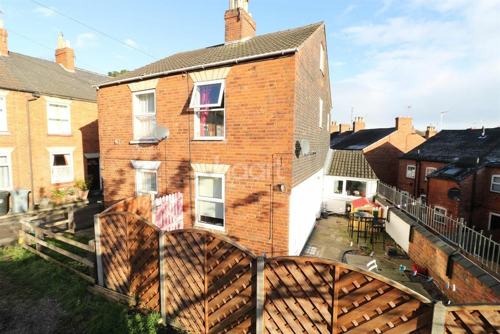 3 Bedrooms Semi Detached House for sale in Prospect Place, Grantham