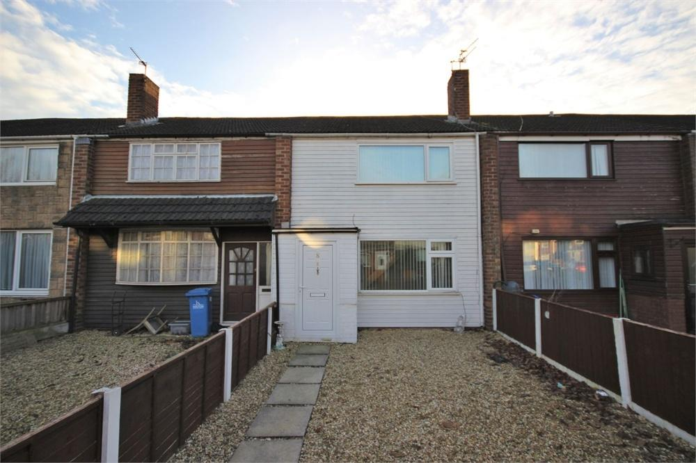 3 Bedrooms Terraced House for sale in Hadfield Close, WIDNES, Cheshire