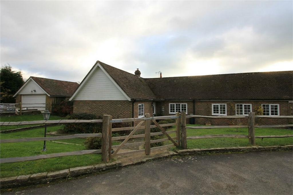 3 Bedrooms Terraced Bungalow for sale in Standard Hill, NINFIELD, East Sussex
